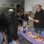 """На молитве в синагоге """"Дор ревии"""""""